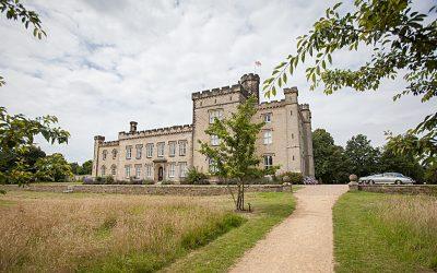 A Chiddingstone Castle Wedding